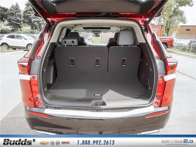 2018 Buick Enclave Premium (Stk: EN8013) in Oakville - Image 19 of 25