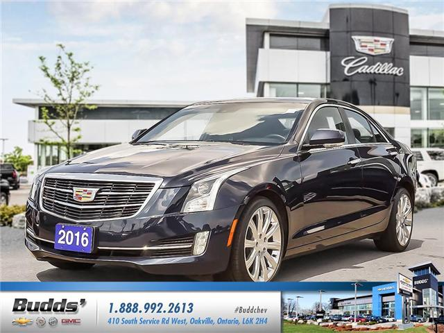 2016 Cadillac ATS 2.0L Turbo Premium Collection (Stk: AT6010L) in Oakville - Image 1 of 25