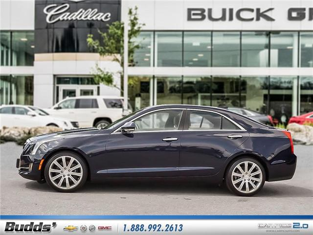 2016 Cadillac ATS 2.0L Turbo Premium Collection (Stk: AT6010L) in Oakville - Image 2 of 25