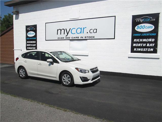 2015 Subaru Impreza 2.0i (Stk: 180895) in Kingston - Image 2 of 13