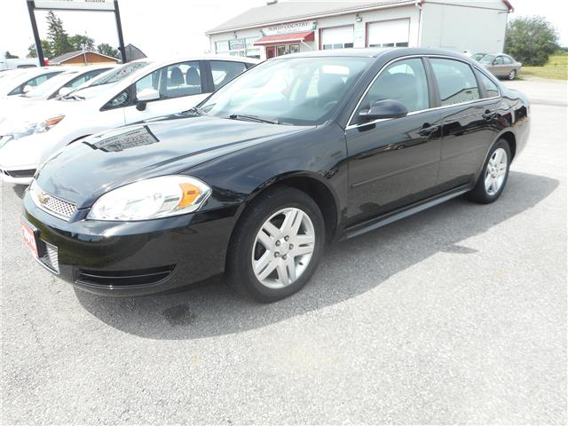 2013 Chevrolet Impala LT (Stk: NC 3613) in Cameron - Image 1 of 8