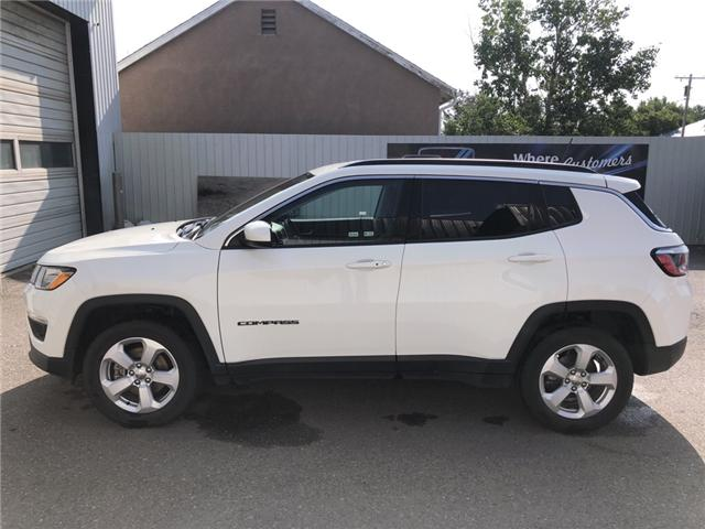 2018 Jeep Compass North (Stk: 13396) in Fort Macleod - Image 2 of 19