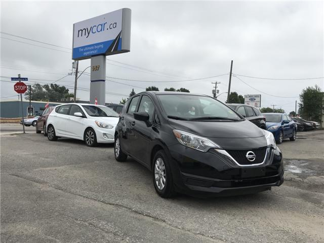 2018 Nissan Versa Note 1.6 SV (Stk: 180986) in North Bay - Image 1 of 13