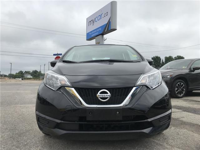 2018 Nissan Versa Note 1.6 SV (Stk: 180986) in North Bay - Image 2 of 13