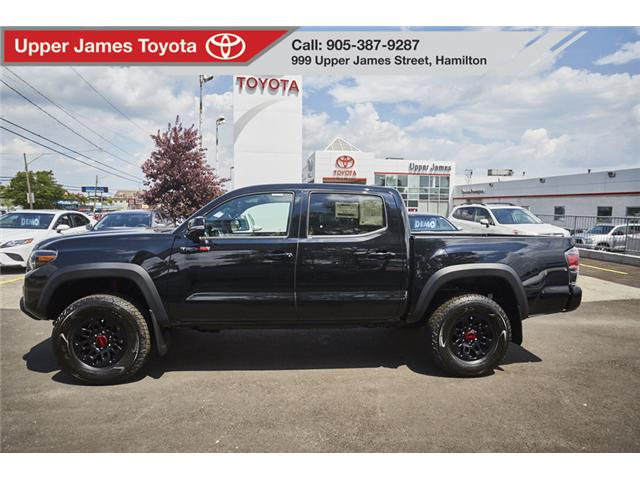 2018 Toyota Tacoma TRD Off Road (Stk: 180838) in Hamilton - Image 2 of 16