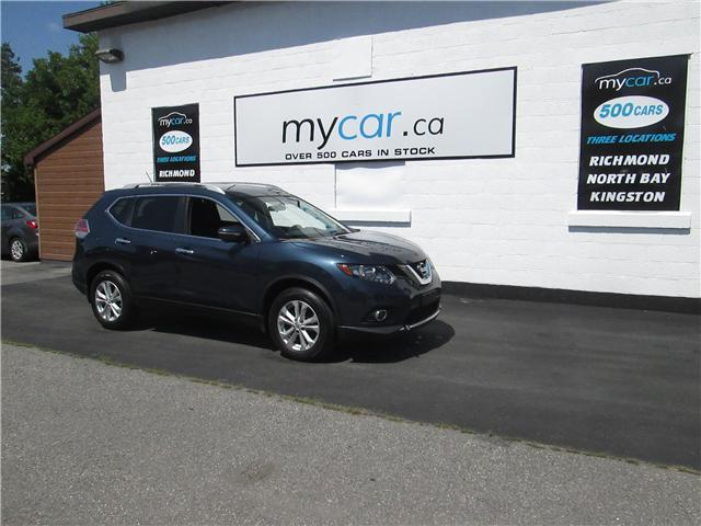 2015 Nissan Rogue SV (Stk: 180931) in Richmond - Image 2 of 14