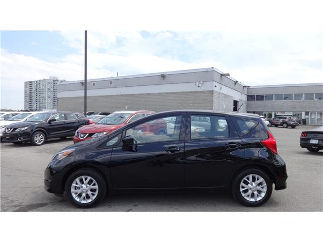 2018 Nissan Versa Note 1.6 SV (Stk: N12163) in Scarborough - Image 2 of 19