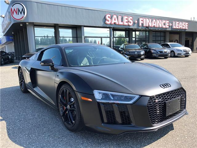 2018 Audi R8 5.2 V10 (Stk: 18-901078) in Abbotsford - Image 1 of 13