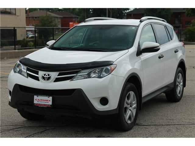2013 Toyota RAV4 LE (Stk: 1807325) in Waterloo - Image 1 of 28
