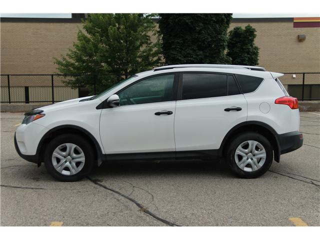 2013 Toyota RAV4 LE (Stk: 1807325) in Waterloo - Image 2 of 28