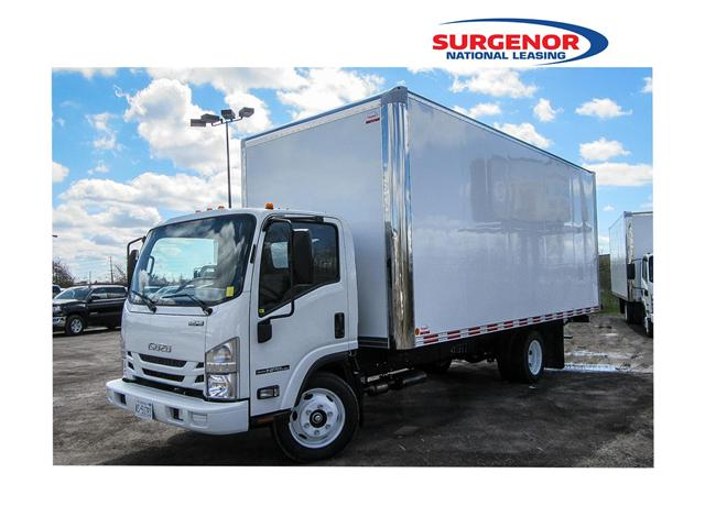 2017 Isuzu NPR 20 FT BOX - Lease for $817/month (Stk: 89659-7) in Ottawa - Image 1 of 19