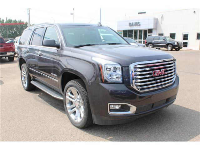 2018 GMC Yukon SLT (Stk: 158727) in Medicine Hat - Image 1 of 30