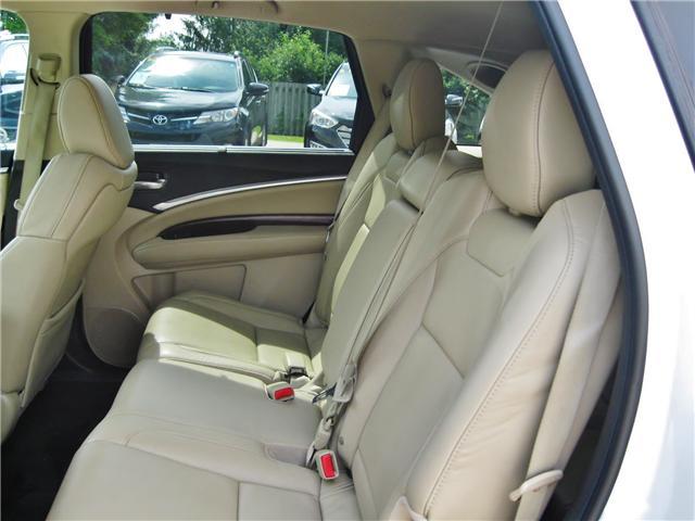 2015 Acura MDX Elite Package (Stk: 1385) in Orangeville - Image 11 of 21