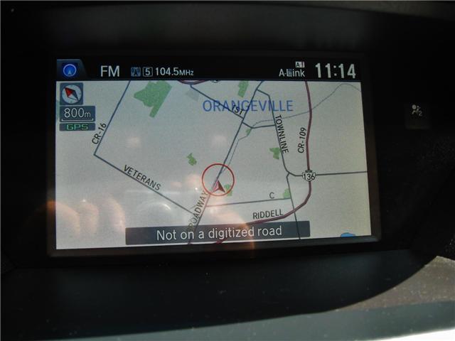 2015 Acura MDX Elite Package (Stk: 1385) in Orangeville - Image 18 of 21