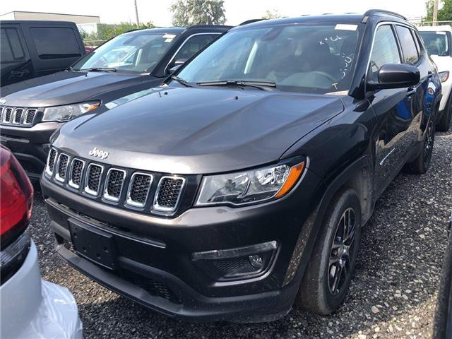 2018 Jeep Compass North (Stk: JT166308) in Mississauga - Image 1 of 5