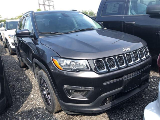 2018 Jeep Compass North (Stk: JT166308) in Mississauga - Image 2 of 5