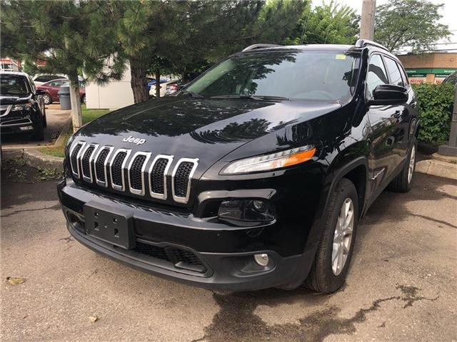 2017 Jeep Cherokee North (Stk: HD216321) in Mississauga - Image 1 of 6