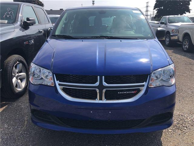 2018 Dodge Grand Caravan CVP/SXT (Stk: JR347639) in Mississauga - Image 2 of 5