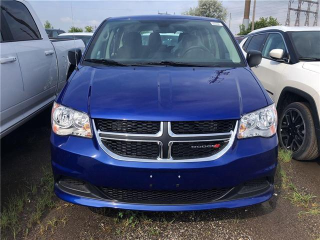 2018 Dodge Grand Caravan CVP/SXT (Stk: JR347640) in Mississauga - Image 2 of 5