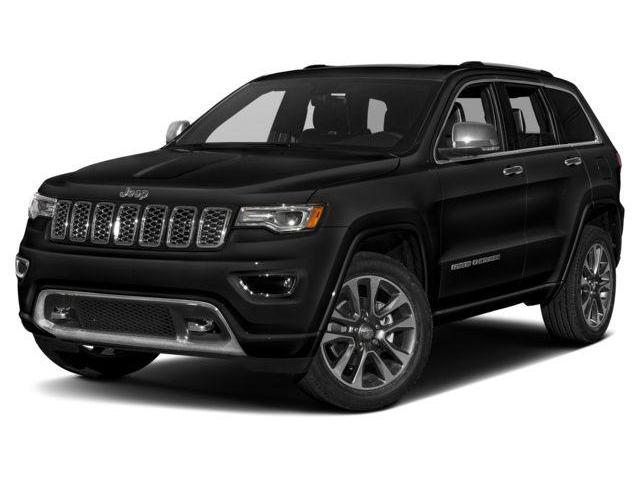 2018 Jeep Grand Cherokee Overland (Stk: J410178) in Surrey - Image 1 of 9