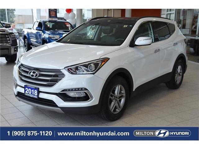 2018 Hyundai Santa Fe Sport  (Stk: 060961) in Milton - Image 1 of 35
