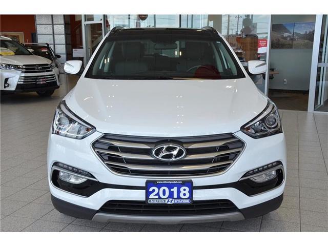 2018 Hyundai Santa Fe Sport  (Stk: 060961) in Milton - Image 2 of 35