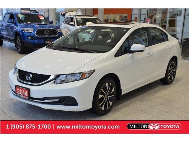2014 Honda Civic EX (Stk: 023261) in Milton - Image 1 of 38