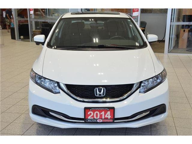 2014 Honda Civic EX (Stk: 023261) in Milton - Image 2 of 38
