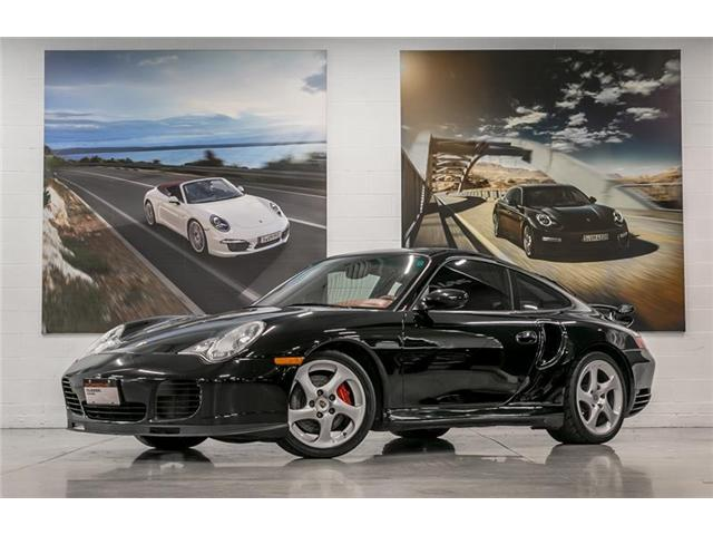 2003 Porsche 911 Carrera 4 Turbo Coupe (Stk: P11075AA) in Vaughan - Image 1 of 22