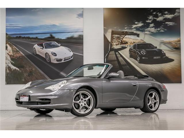 2003 Porsche 911 Carrera Cabriolet (Stk: U7120A) in Vaughan - Image 1 of 22