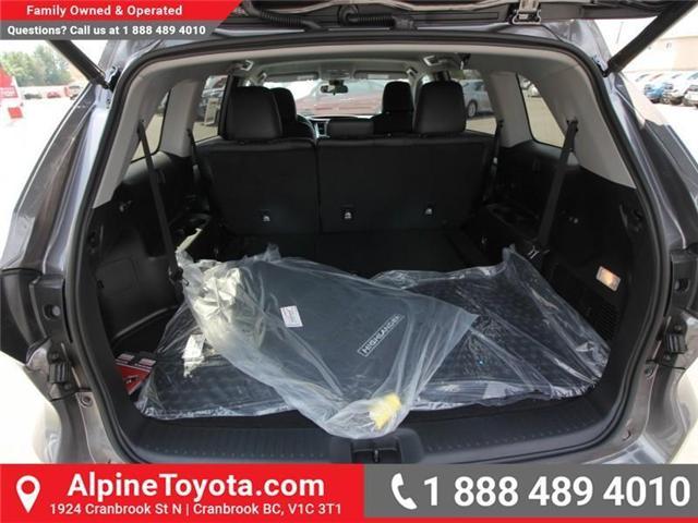2018 Toyota Highlander LE (Stk: S884356) in Cranbrook - Image 15 of 16