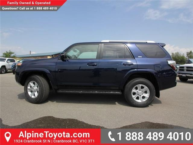 2018 Toyota 4Runner SR5 (Stk: 5591531) in Cranbrook - Image 2 of 17