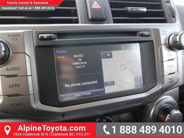 2018 Toyota 4Runner SR5 (Stk: 5591531) in Cranbrook - Image 12 of 17