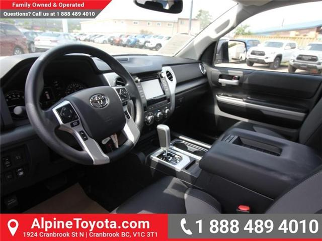 2018 Toyota Tundra  (Stk: X760372) in Cranbrook - Image 7 of 17