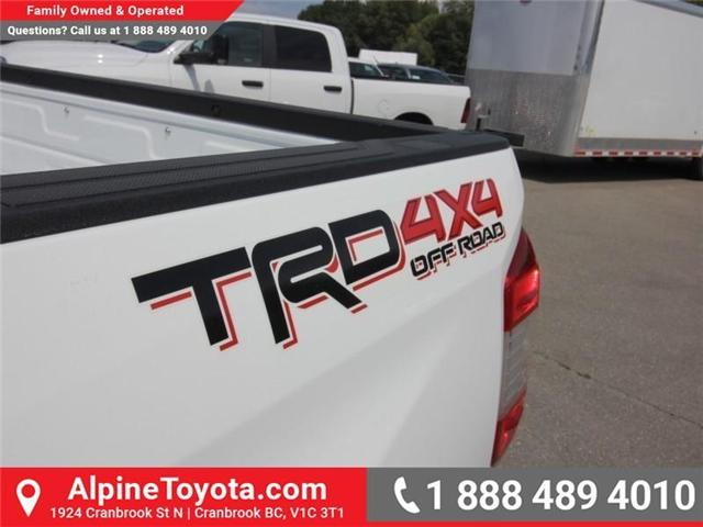 2018 Toyota Tundra  (Stk: X760372) in Cranbrook - Image 15 of 17