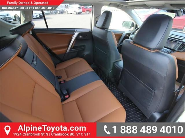 2016 Toyota RAV4 Hybrid Limited (Stk: D002249M) in Cranbrook - Image 12 of 20
