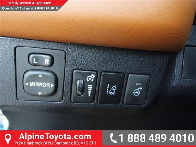 2016 Toyota RAV4 Hybrid Limited (Stk: D002249M) in Cranbrook - Image 16 of 20
