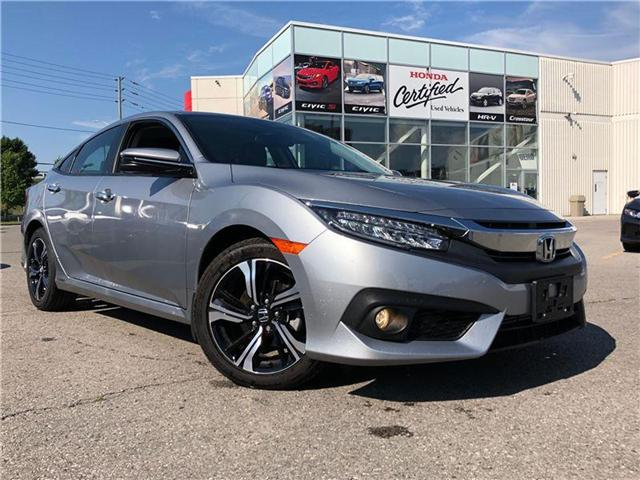 2017 Honda Civic Touring (Stk: 181315PP) in Richmond Hill - Image 1 of 20