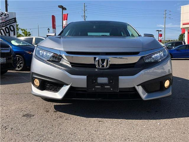 2017 Honda Civic Touring (Stk: 181315PP) in Richmond Hill - Image 2 of 20