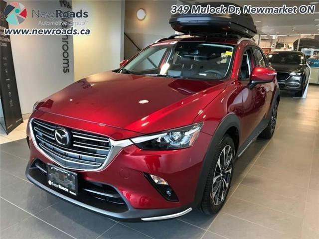 2019 Mazda CX-3 GT (Stk: 40441) in Newmarket - Image 1 of 18
