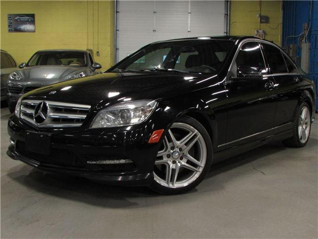 2011 Mercedes-Benz C-Class Base (Stk: C5339) in North York - Image 1 of 19