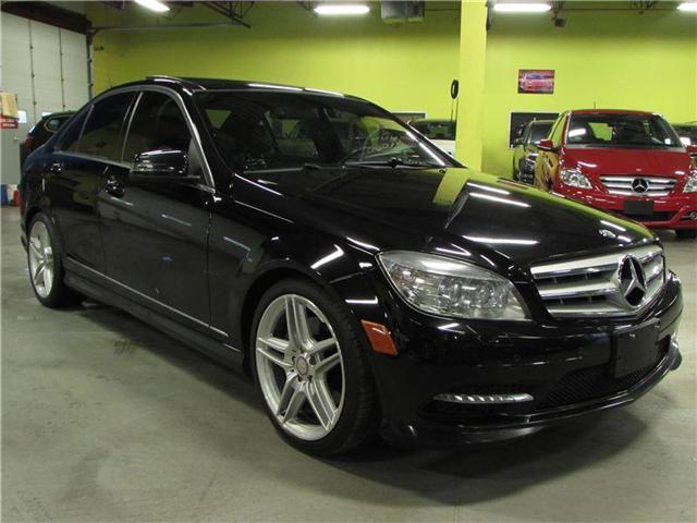 2011 Mercedes-Benz C-Class Base (Stk: C5339) in North York - Image 2 of 19
