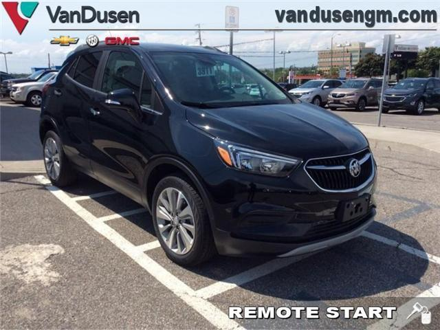 2018 Buick Encore Preferred (Stk: 183911) in Ajax - Image 1 of 20