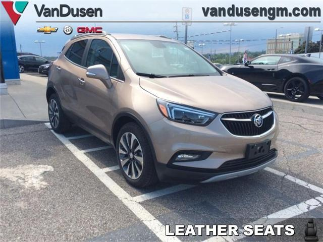 2018 Buick Encore Essence (Stk: 183904) in Ajax - Image 1 of 20
