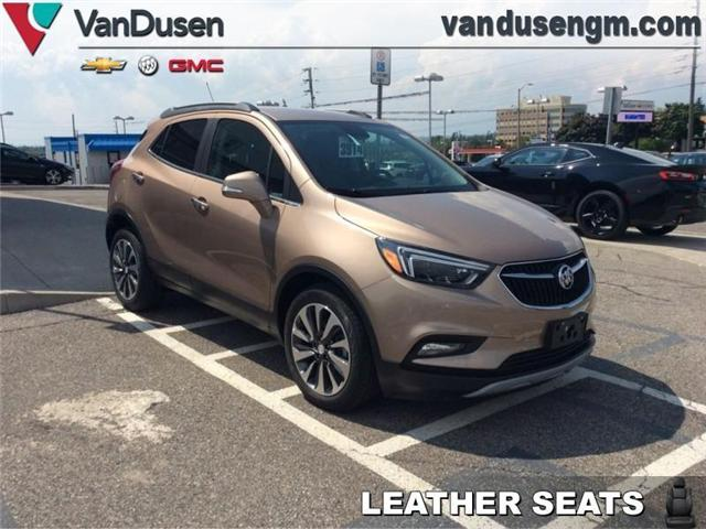 2018 Buick Encore Essence (Stk: 183914) in Ajax - Image 1 of 20