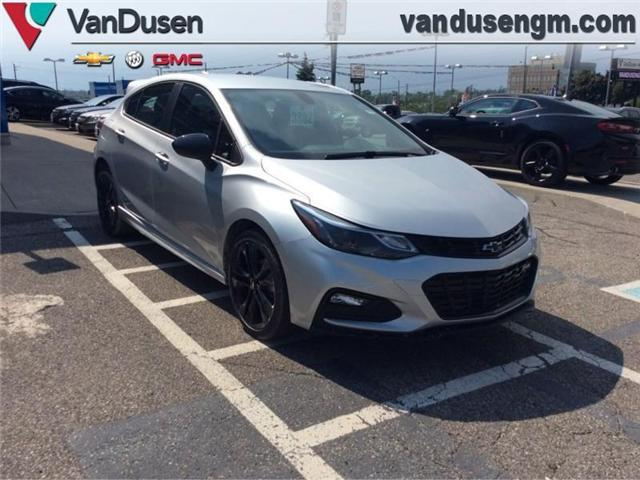 2018 Chevrolet Cruze LT Auto (Stk: 183892) in Ajax - Image 1 of 20