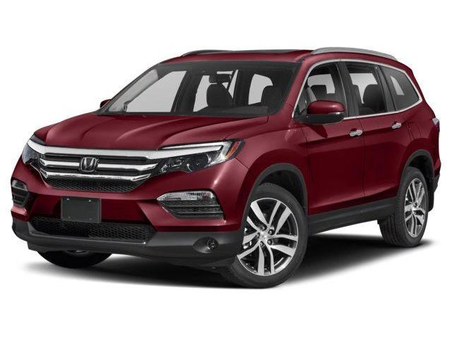 2018 Honda Pilot Touring (Stk: N13911) in Kamloops - Image 1 of 9