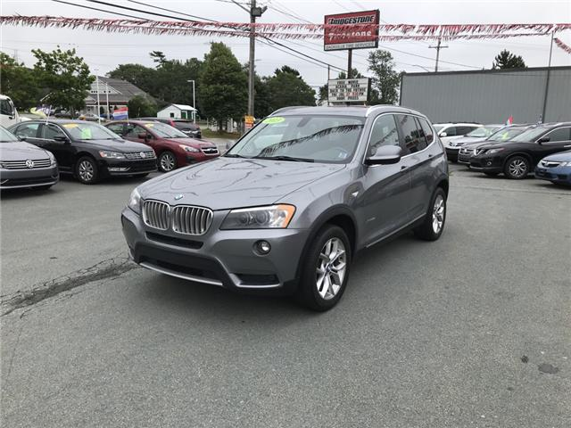 2013 BMW X3 xDrive28i (Stk: U20110) in Lower Sackville - Image 1 of 17