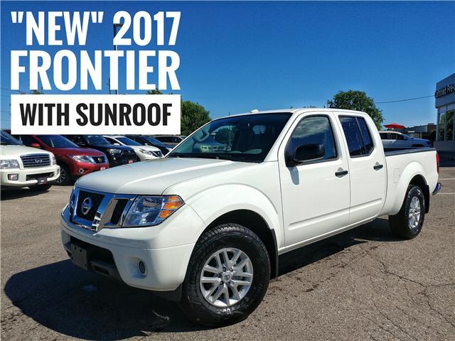 2017 Nissan Frontier SV (Stk: HN758449) in Cobourg - Image 1 of 30