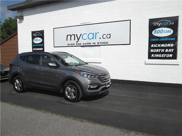 2018 Hyundai Santa Fe Sport 2.4 SE (Stk: 181001) in Kingston - Image 2 of 14